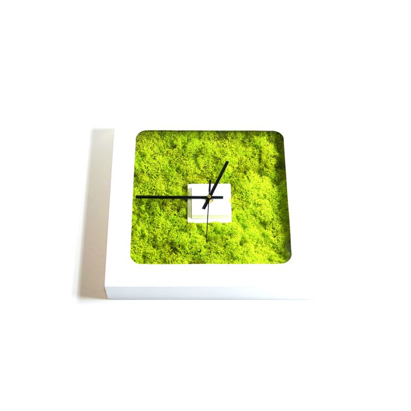 Horloge Green small Standard