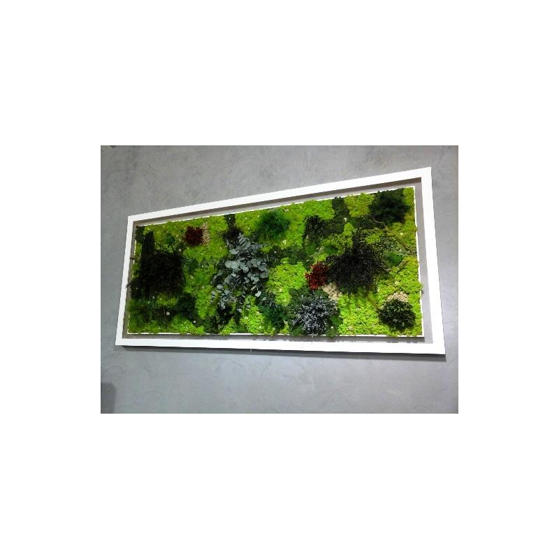 Tableau Végétal Led filaire